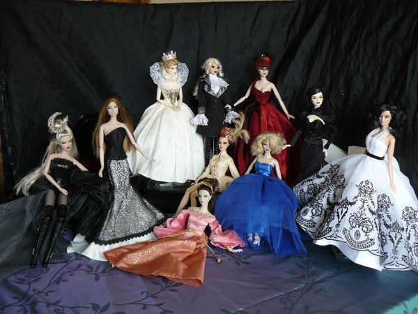 Elbereth's Fashion Royalty Collection B4803362