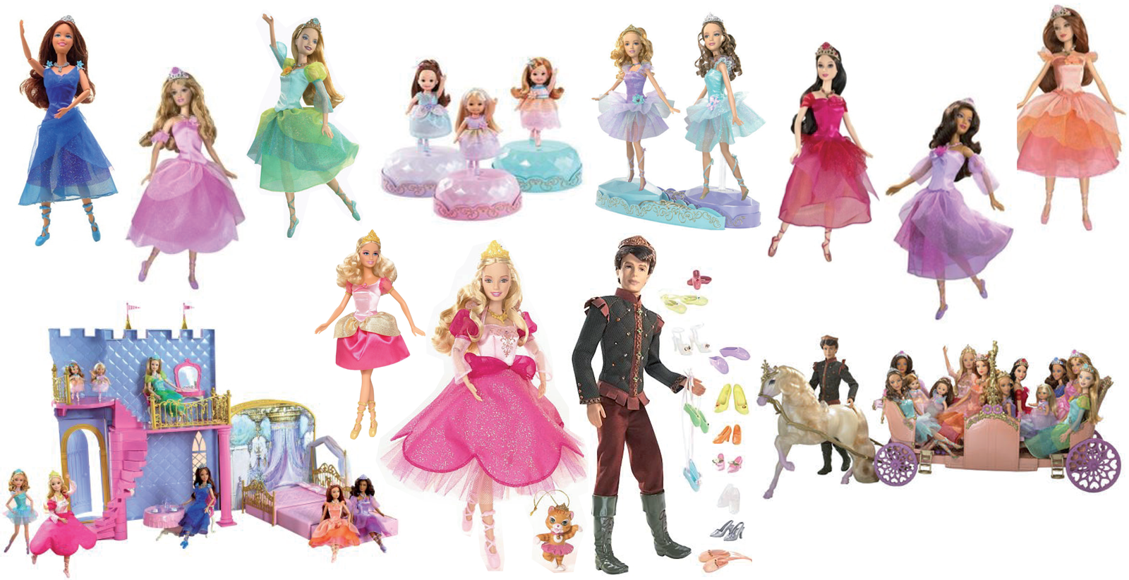 Barbies Princesses 7b562ee4